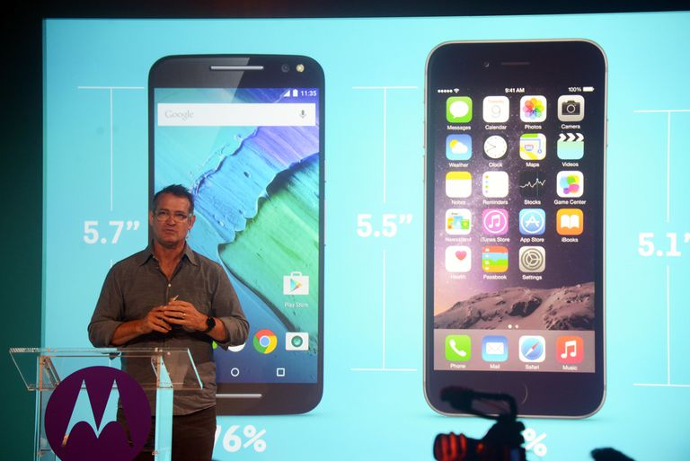July 28, 2015 Launch Of The New Motorola G Smartphone
