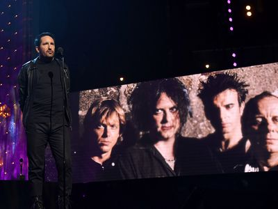 2019 Rock & Roll Hall Of Fame Induction Ceremony.