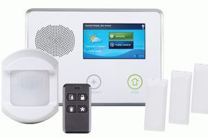 Go CNTRL Wireless Home Security System