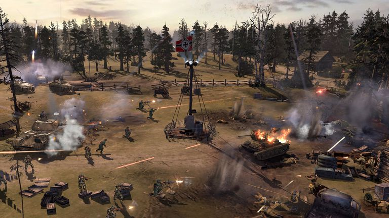 Top 17 world war ii real time strategy pc games gumiabroncs Gallery