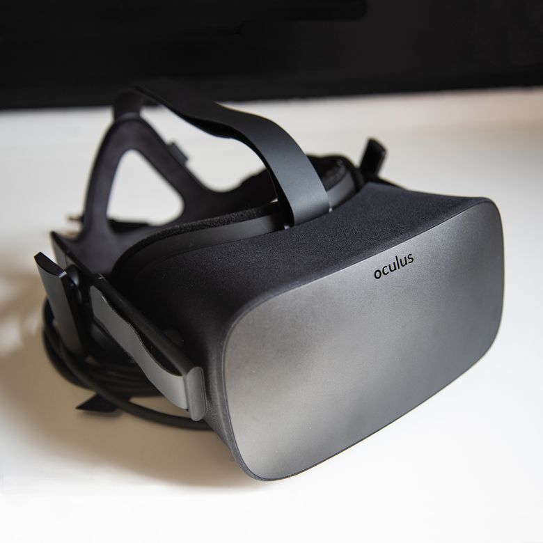 Oculus Rift VR Headset Review