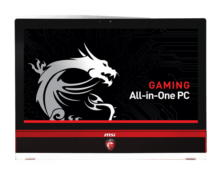 MSI 2QC 3K 27-inch Gaming All-In-One PC