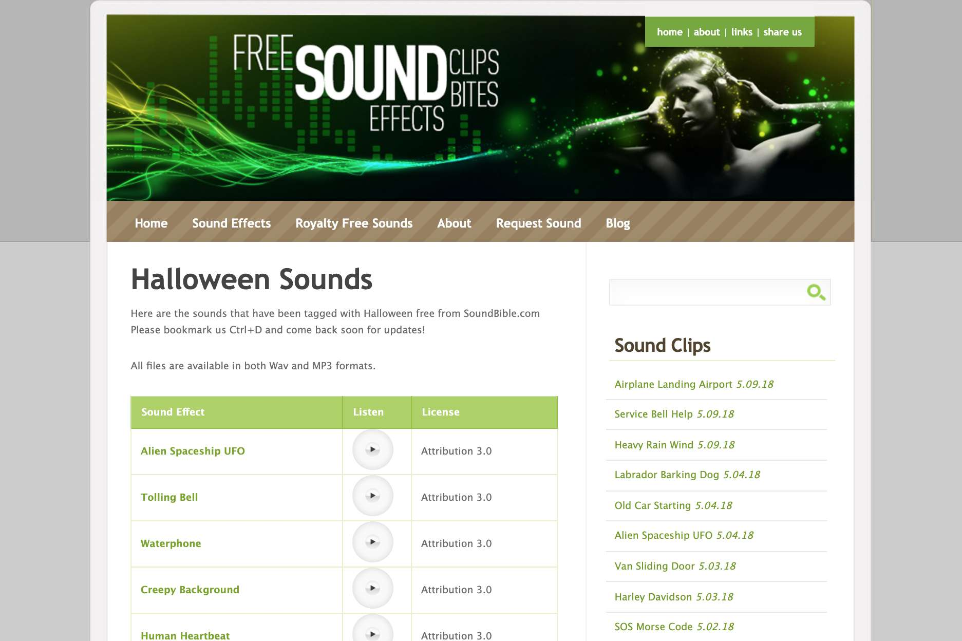 Download 200+ Free Halloween Music, Songs and Sounds