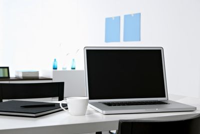 Interior of home office