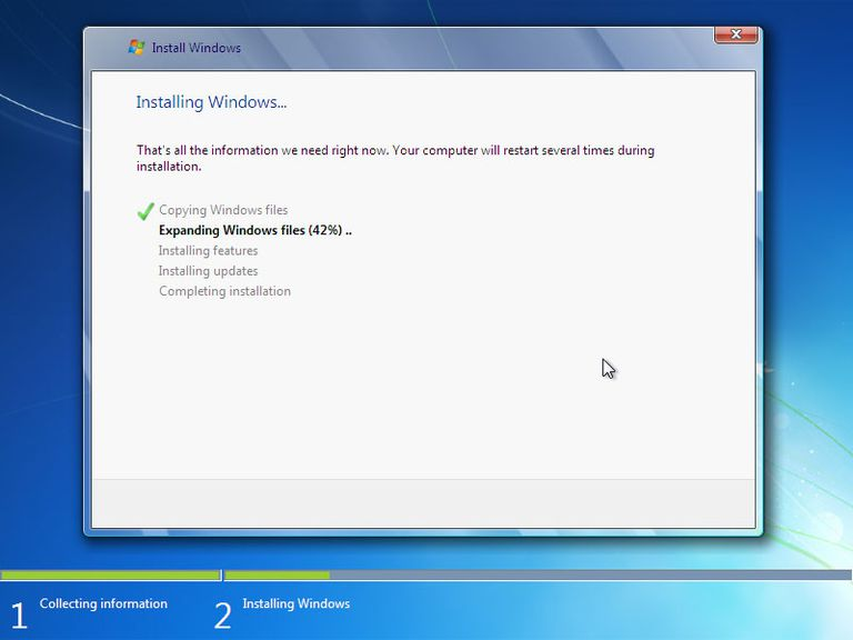 an analysis of the steps needed to install a hard drive Steps on how to install and upgrade a computer driver and related software  hard drive for windows to find and use during its hardware detection below are steps.