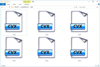 CVX Files