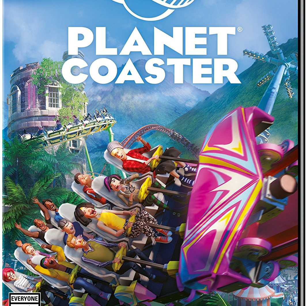 planet coaster free online
