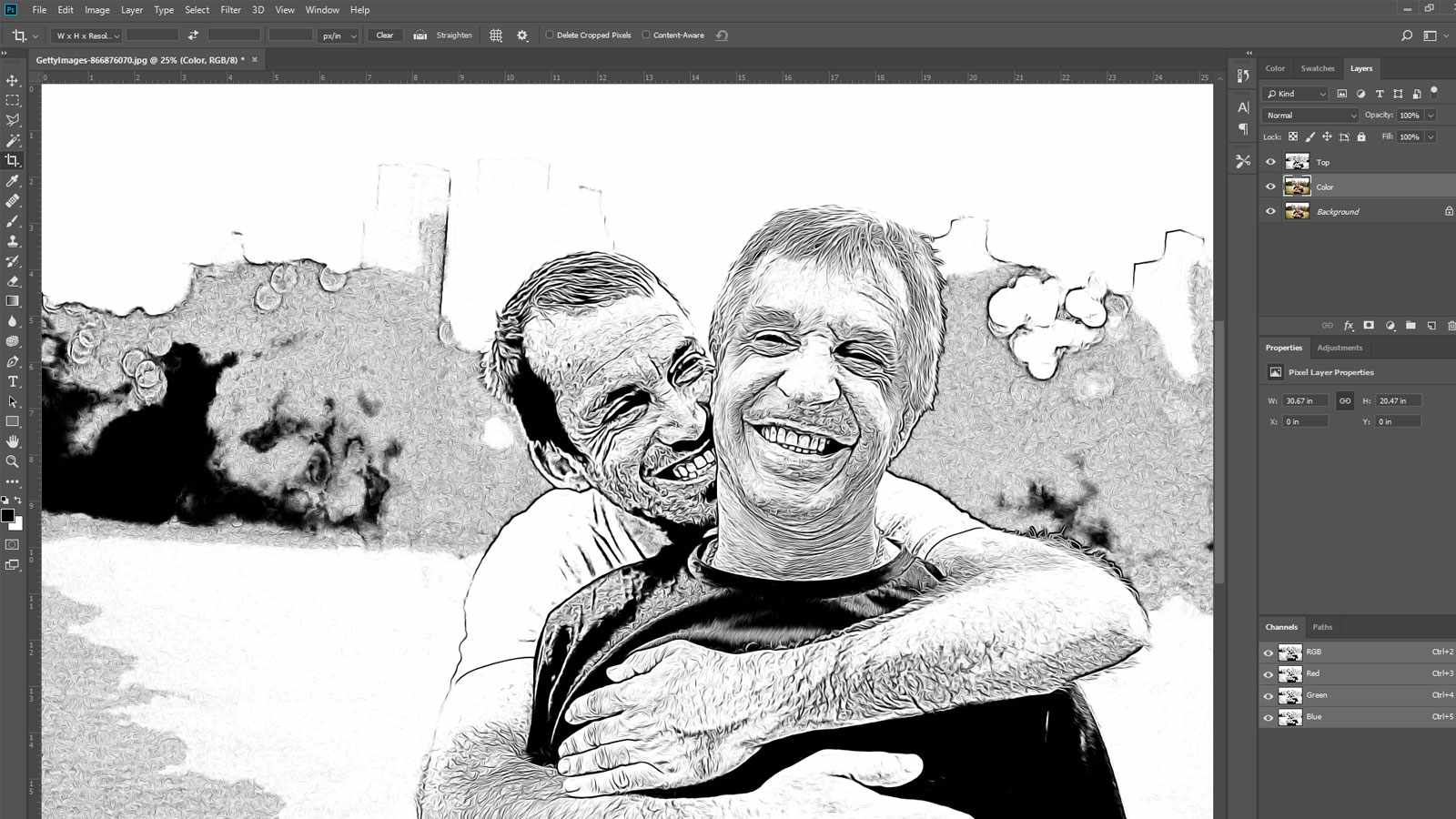 How to Use the Photoshop Cartoon Effect