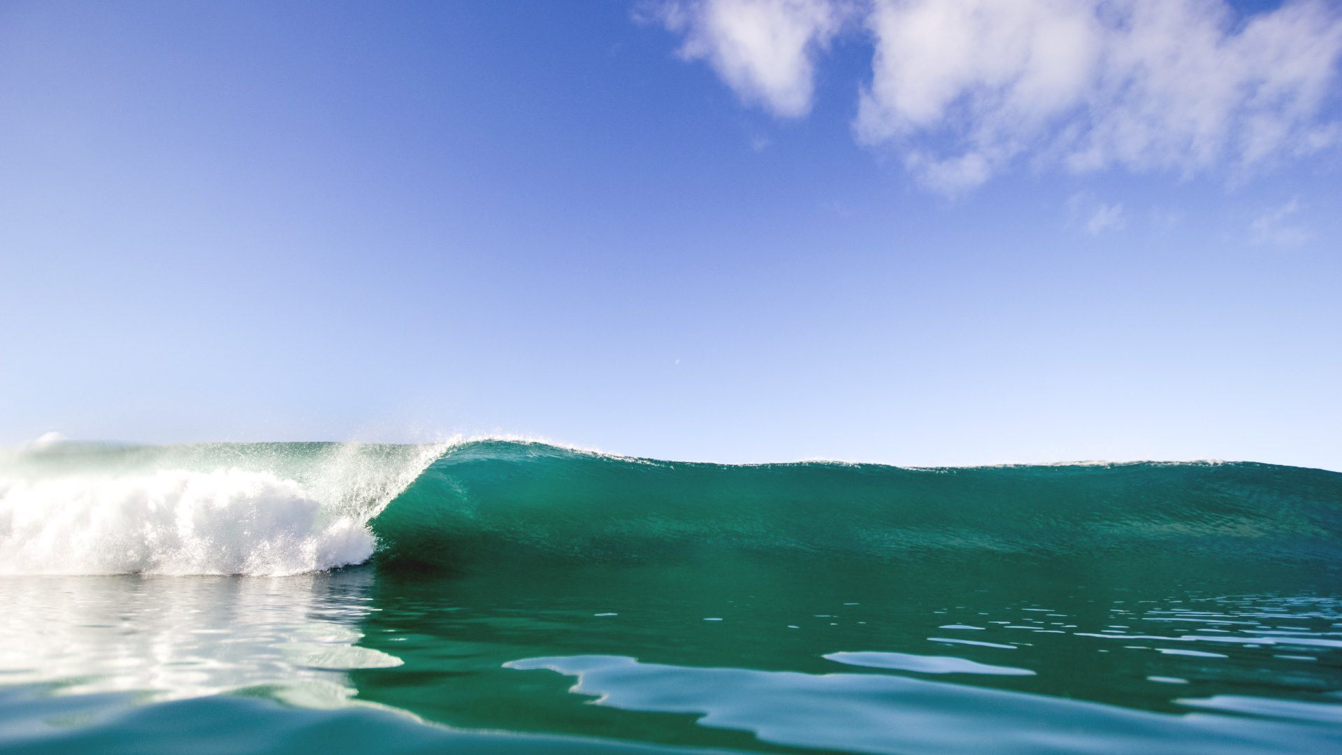 A Wave Headed Your Way