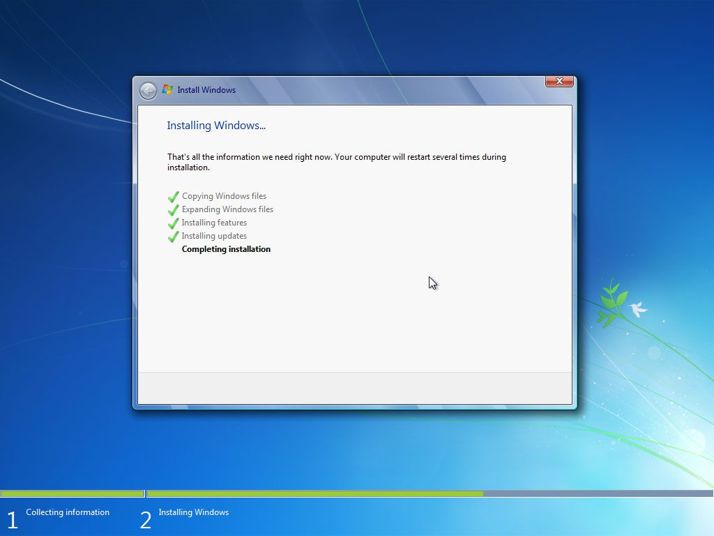 How To Clean Install Windows 7 Complete Walkthrough