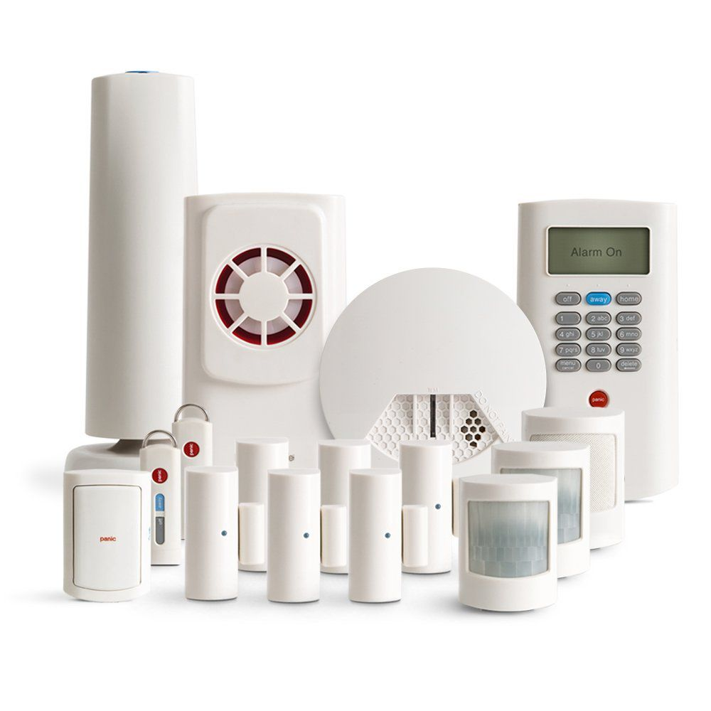 The 7 Best Integrated Home Security Systems For 2019 Monitoring Plus Burglar Alarm And Phone Line Wiring Splurge Simplisafe Echo