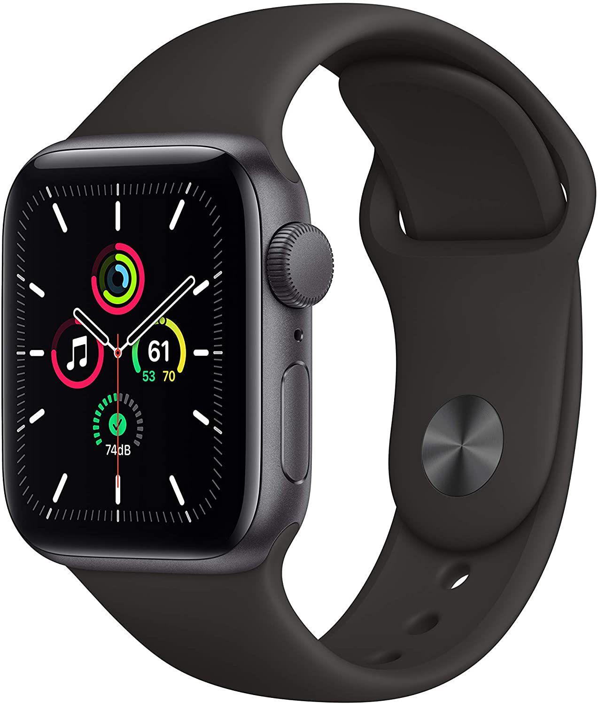 Apple Watch SE, Black