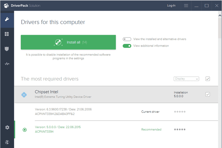 DriverPack Solution v17 Review (Free Driver Updater)