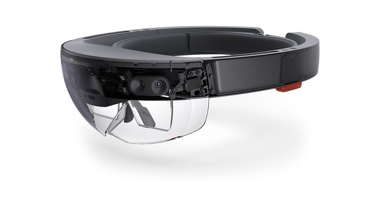 HoloLens product shot