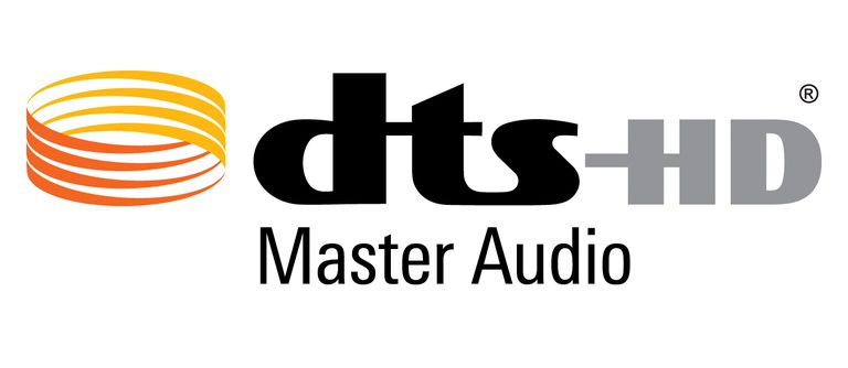 DTS-HD Master Audio Logo