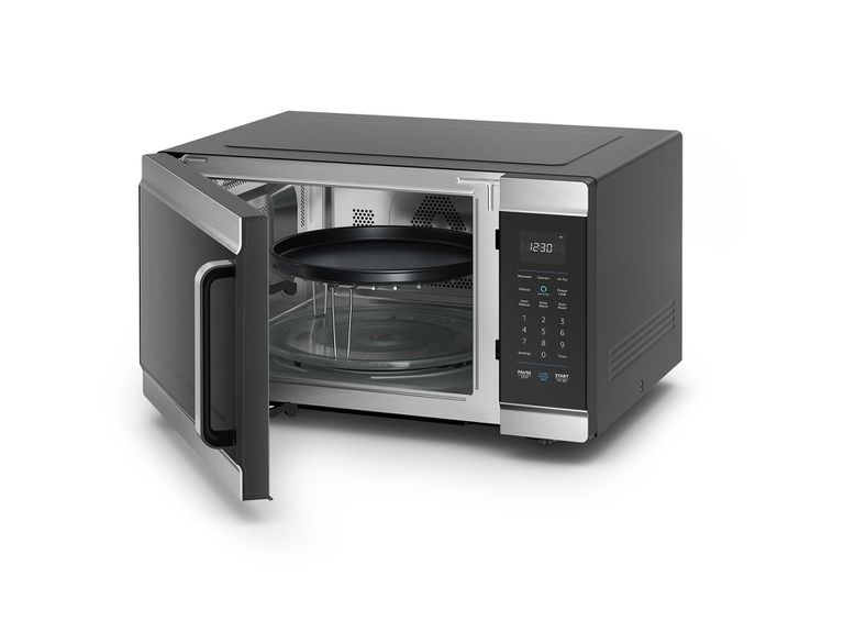 Amazon Smart Oven with door open