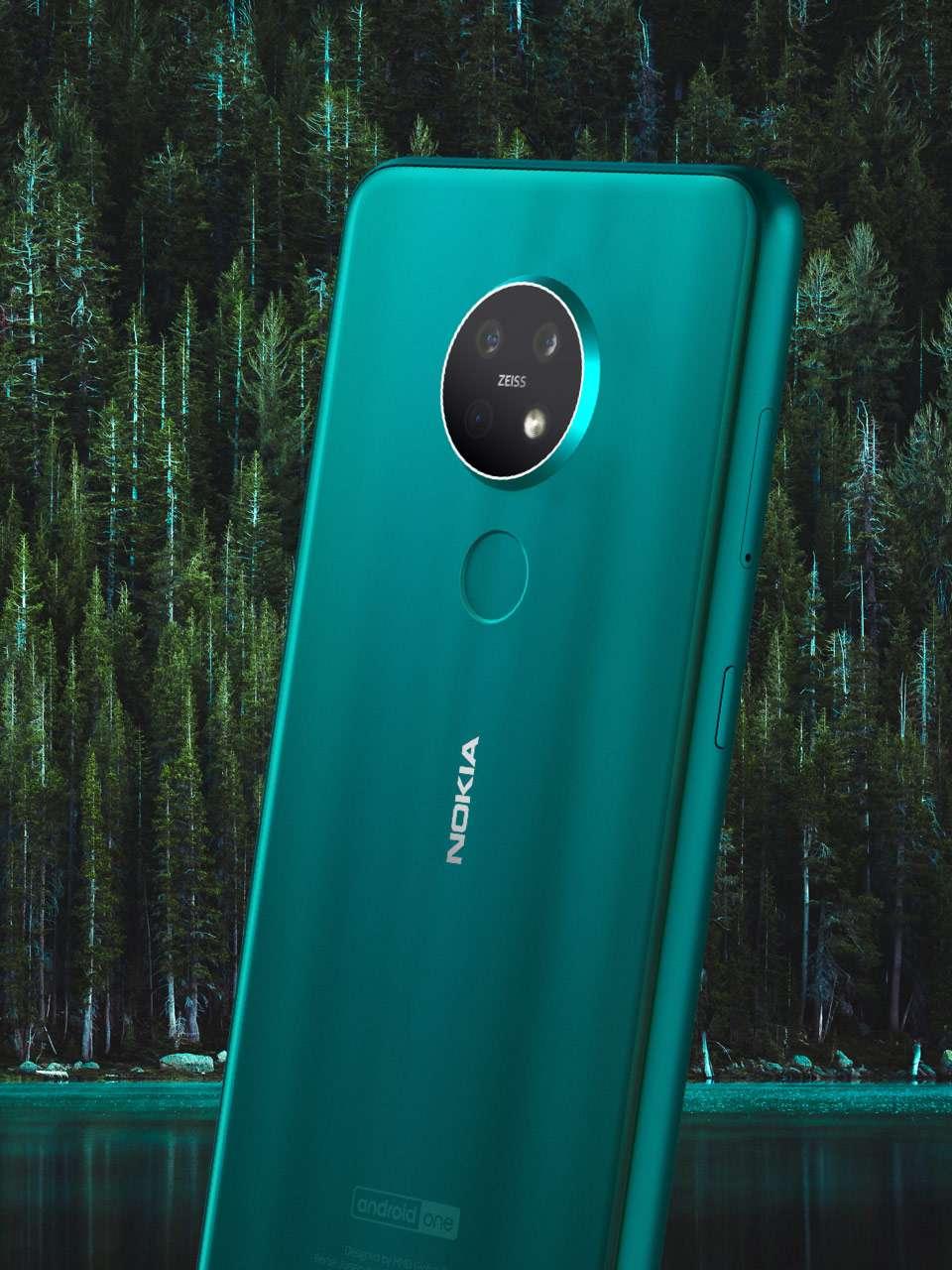 Nokia 7.2 Phone