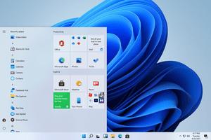 Classic start menu in Windows 11