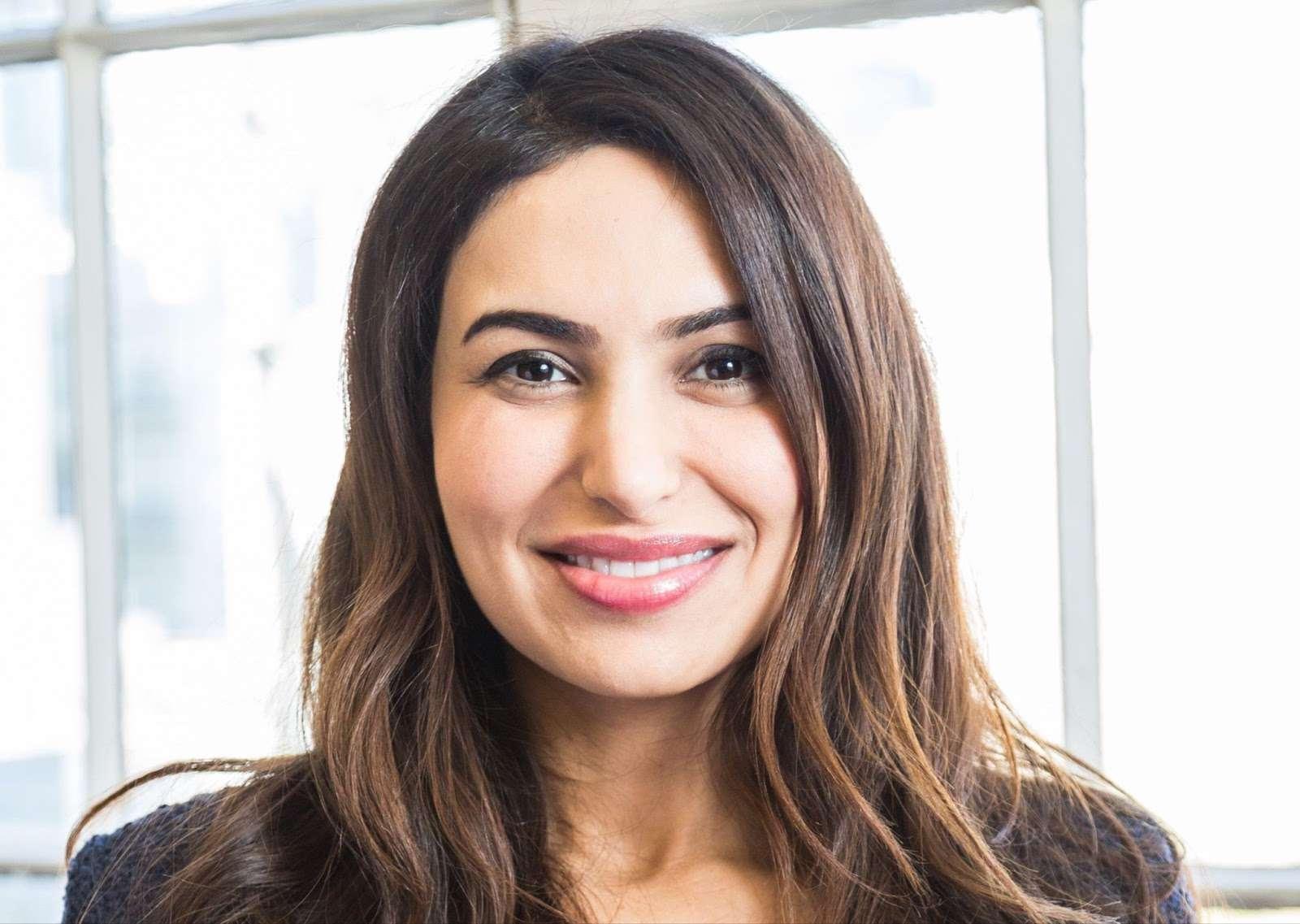 Portrait of May Habib