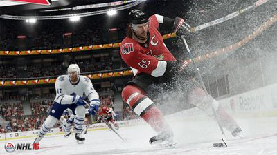 NHL 16 screen
