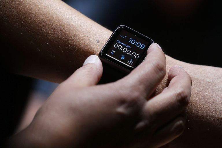 The Apple Watch is the most popular wearable on the market today.