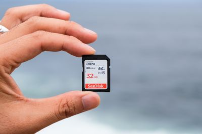 How to Format an SD Card for Your Camera