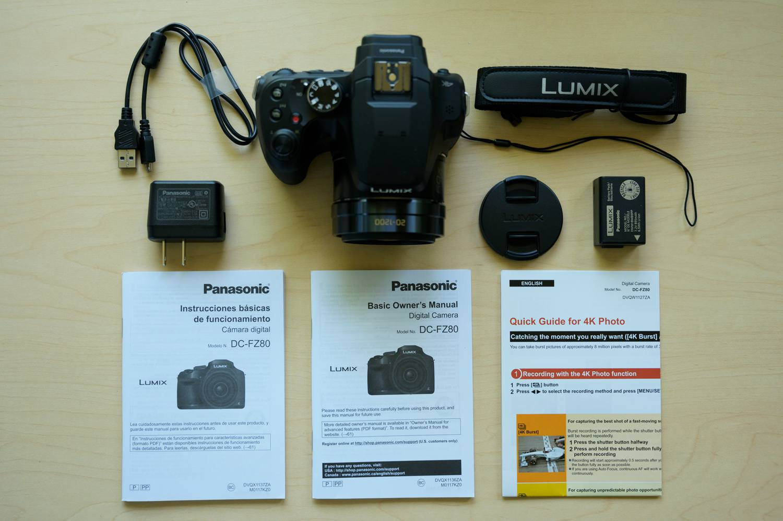Panasonic Lumix DC-FZ80