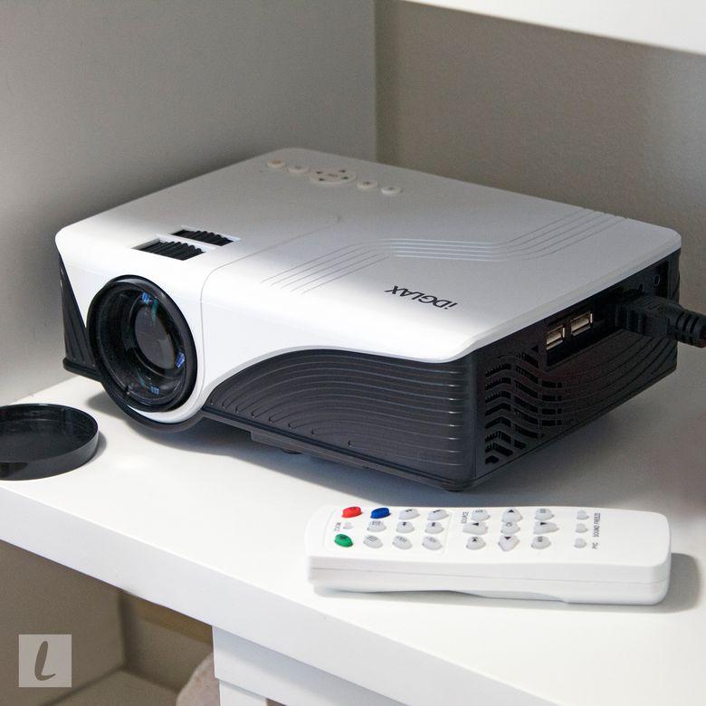 iDGLAX iDG-787W Projector