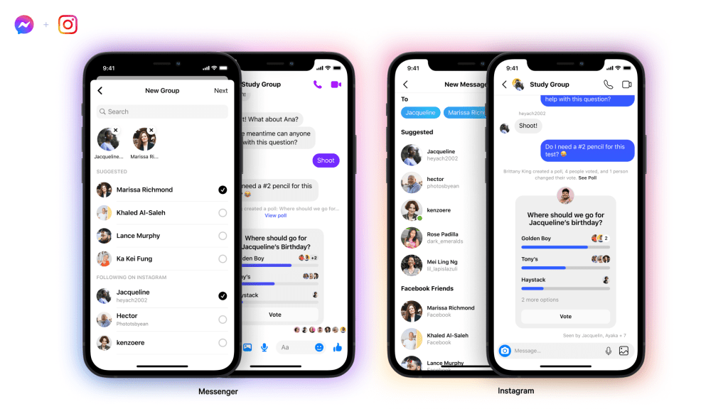 Cross-app communication