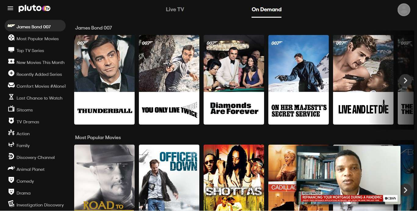 Watch Your Favorite Shows on Any Device With Pluto TV