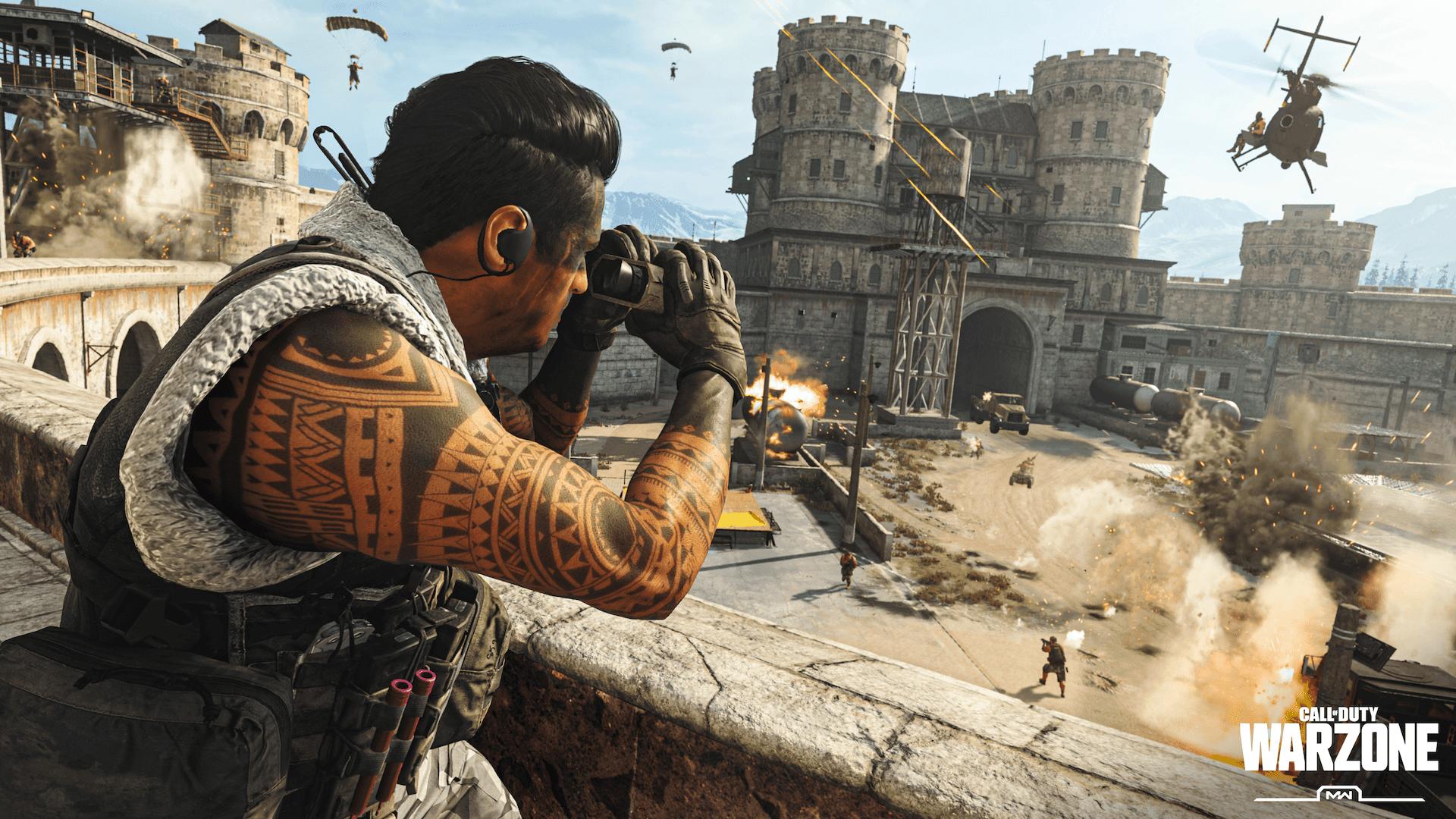 Call of Duty: Warzone press screenshot