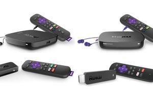 Roku Media Streamers
