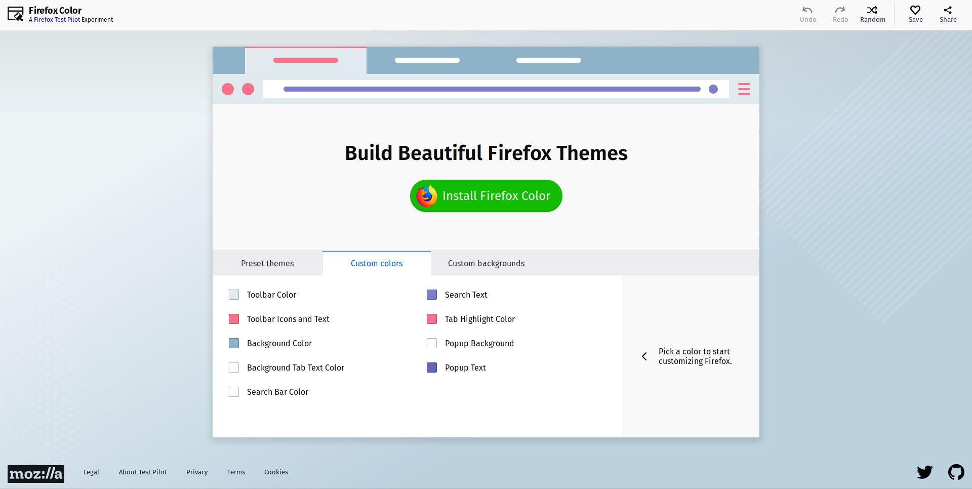 How to Create Firefox Themes