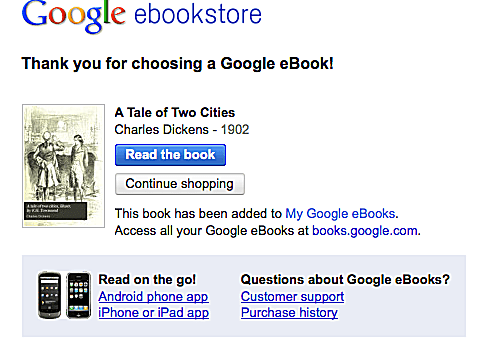 how to read free ebooks on your phone