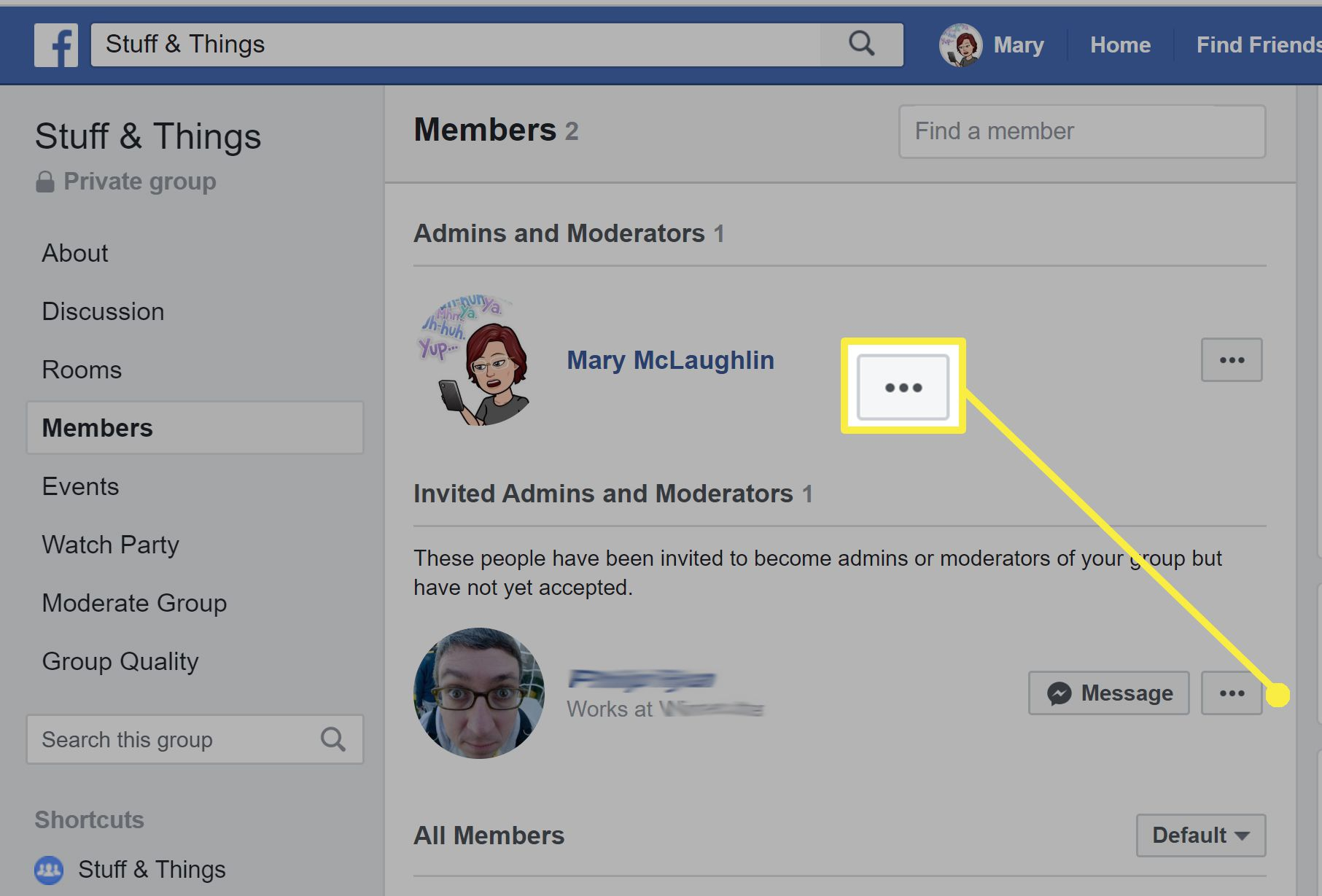 How to Add Admins to a Facebook Group