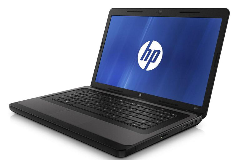 HP 2000t Laptop