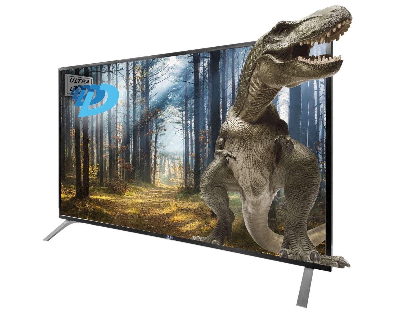 Ultra D Glasses-Free 3D TV