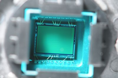CMOS technology is found in some camera image sensors.