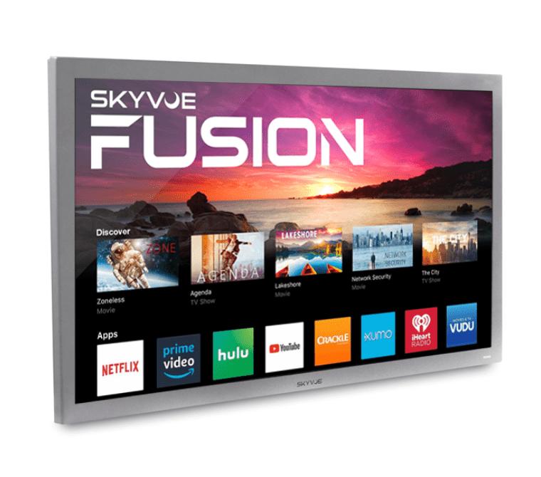 Best Smart Tv Skyvue 55 Inch Partial Sun Series Outdoor