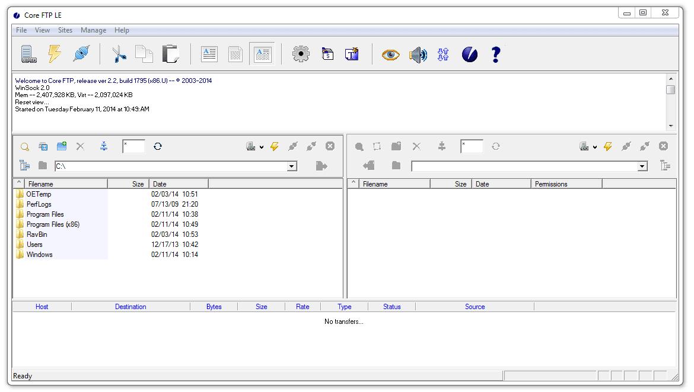 Core FTP