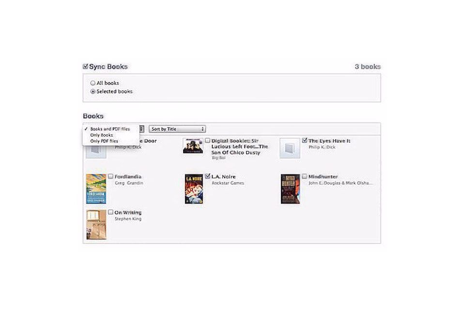 Using iBooks and the iBookstore
