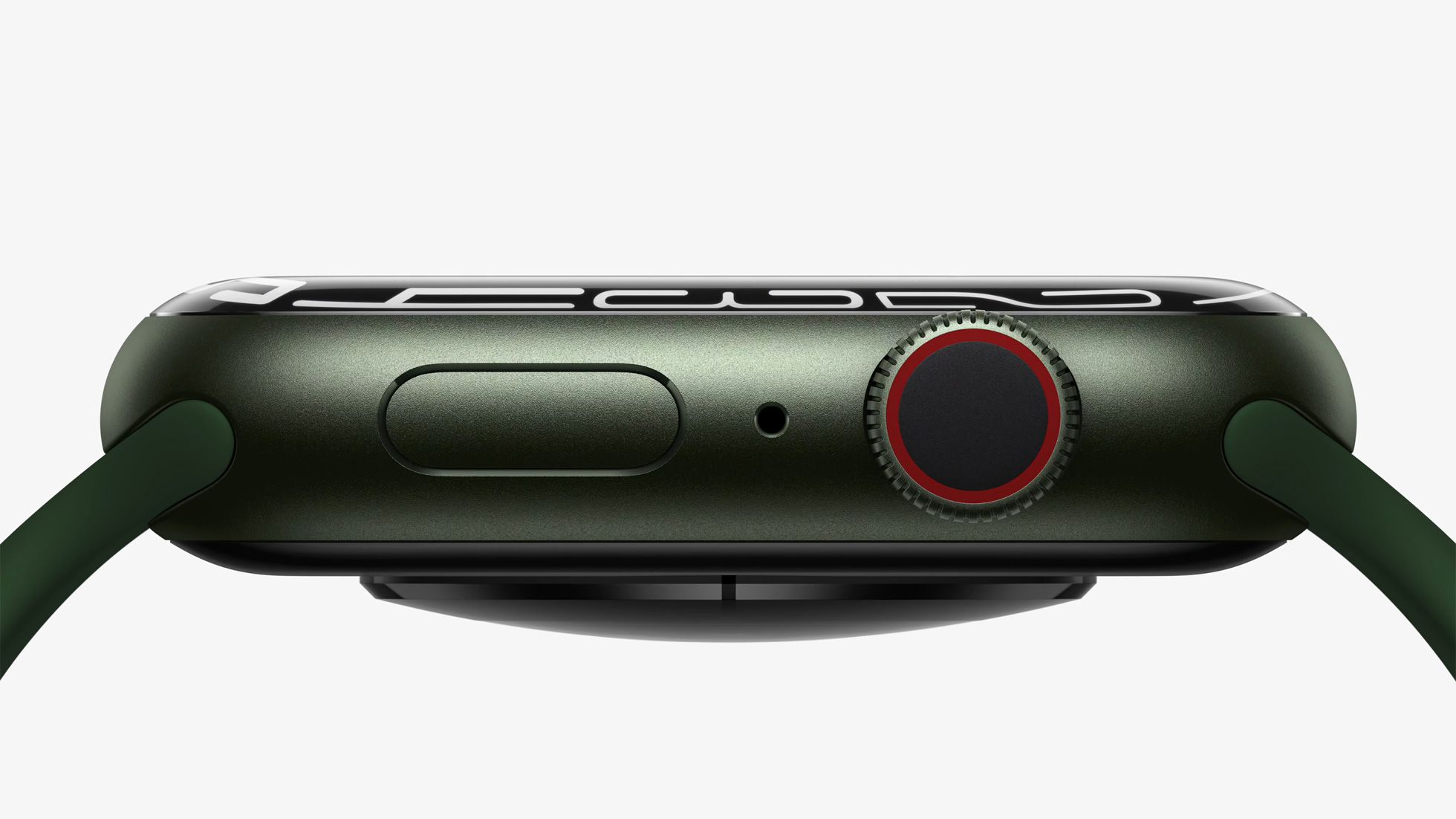 side view of apple watch series 7