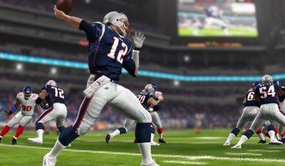Screenshot from Madden NFL '18