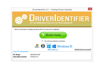 Driveridentifier A Portable Driver Updater Tool With Offline Support