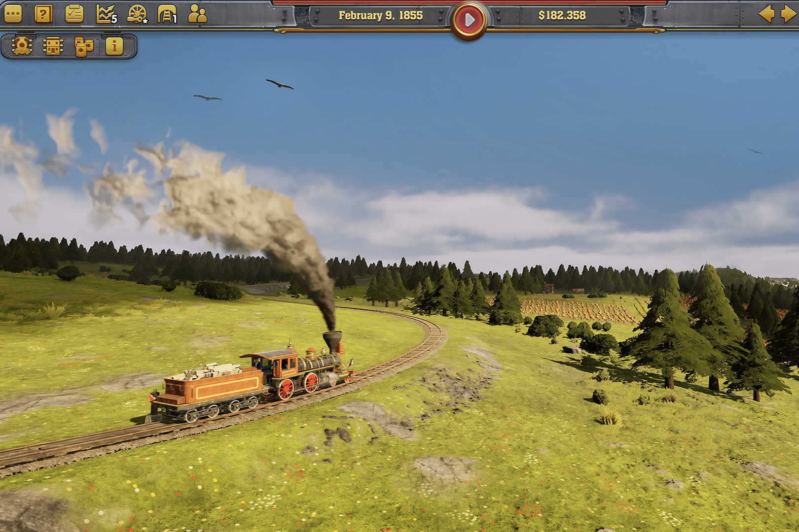 Best Train Simulation Games for PC