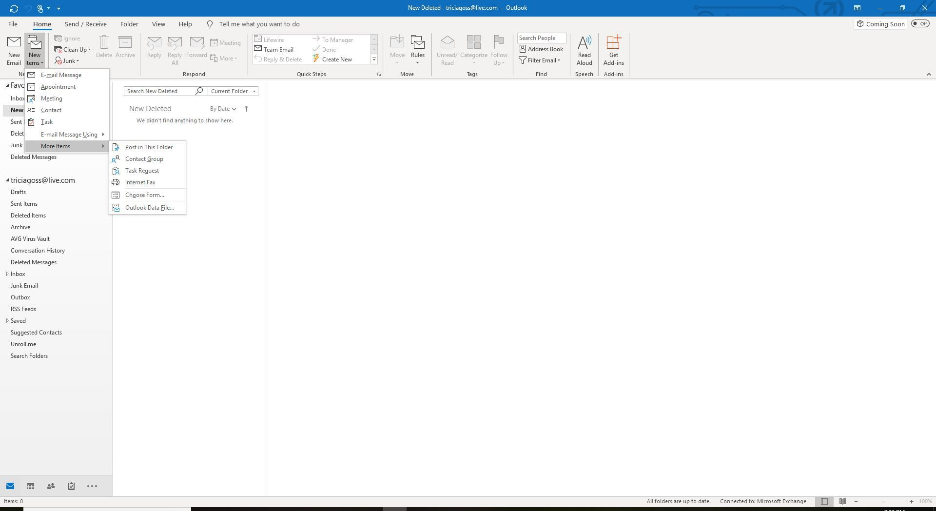 How to Create an Outlook Group of Contacts