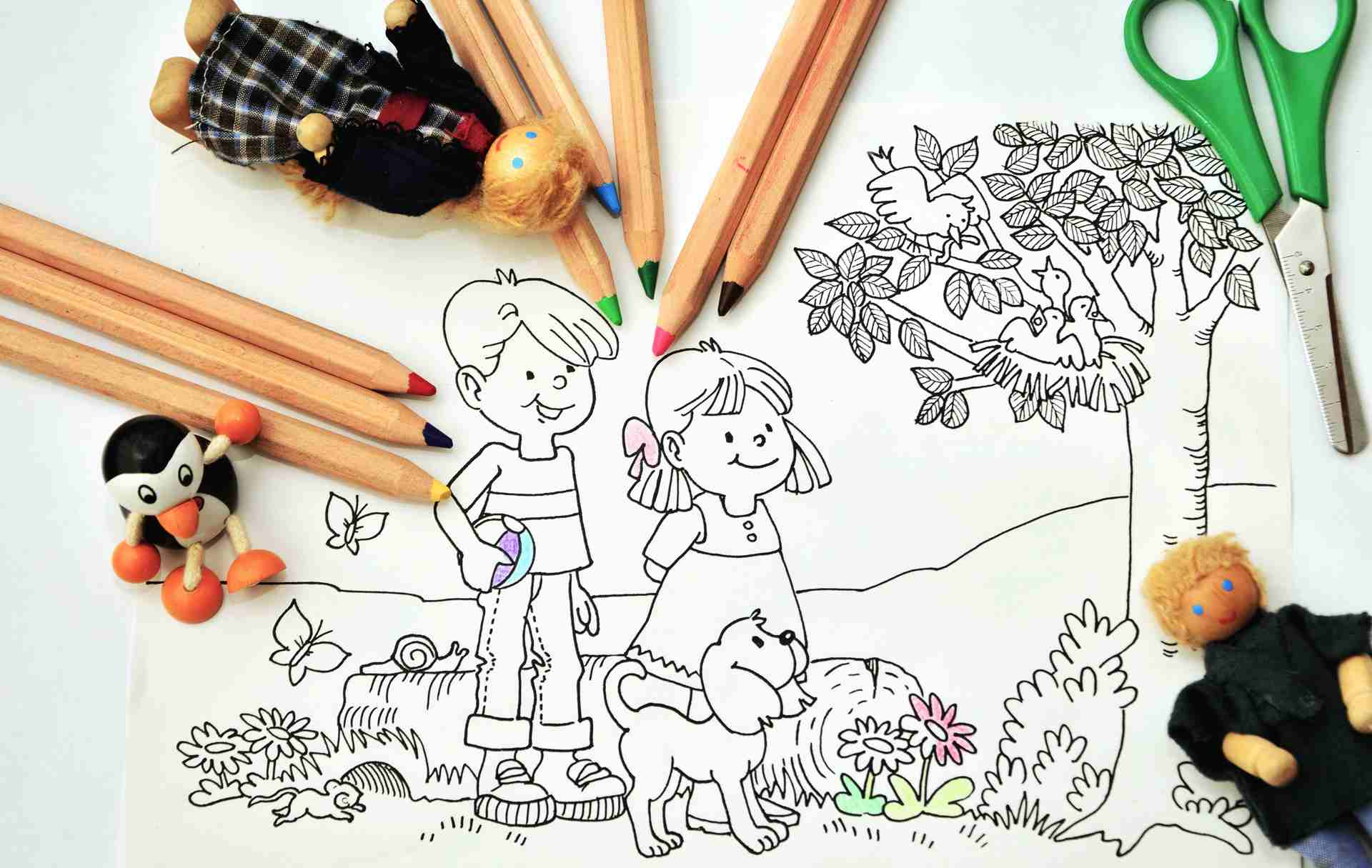 The 7 Best Free Adult Coloring Pages And Books