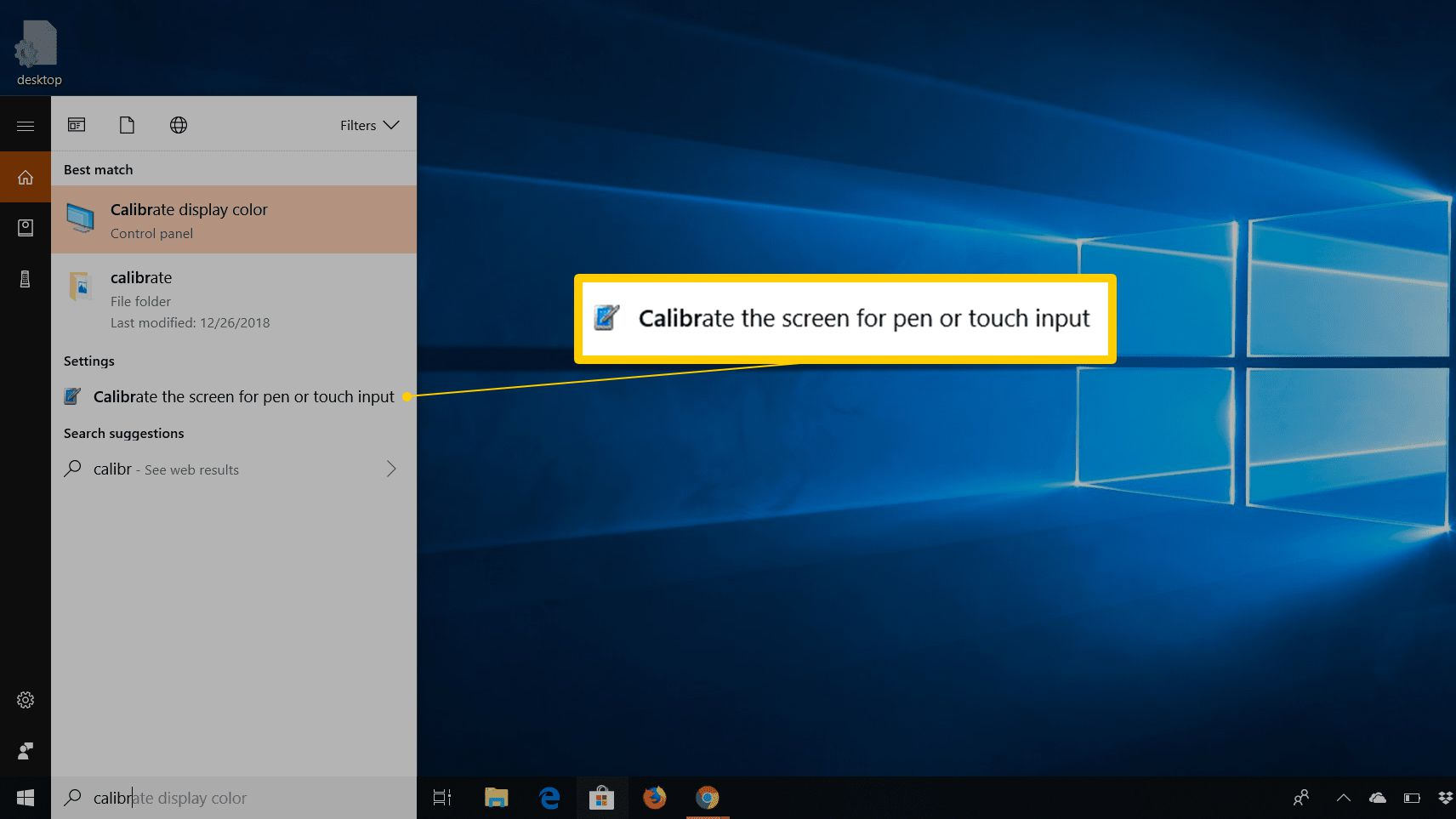 How to Calibrate A Touch-Enabled Display in Windows