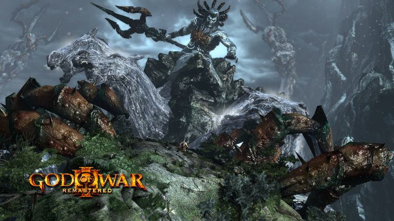 God of War III.