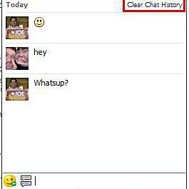 facebook chat options